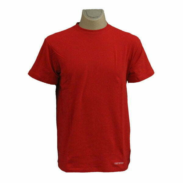FS1120 – Men R-Neck – Red