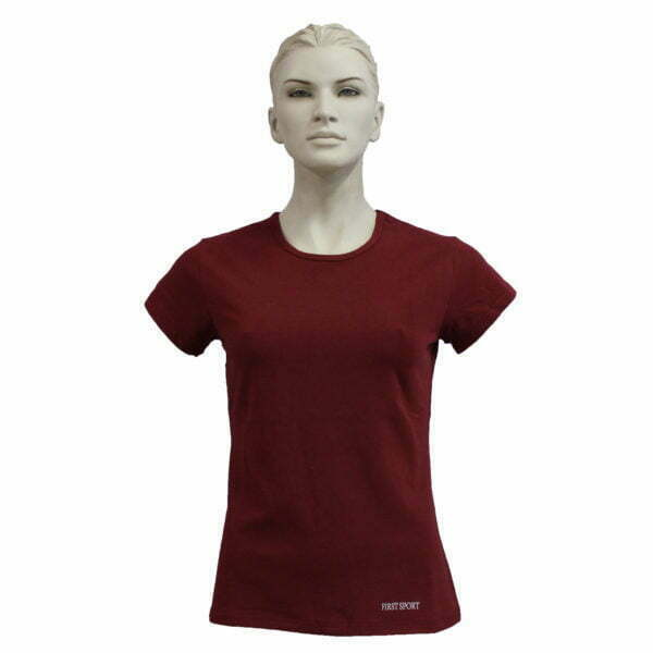 SG01103 – Lds R-Neck – Burgundy