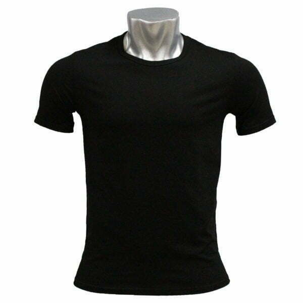 1002000001 – LL1002 T-Shirt Mn – Black
