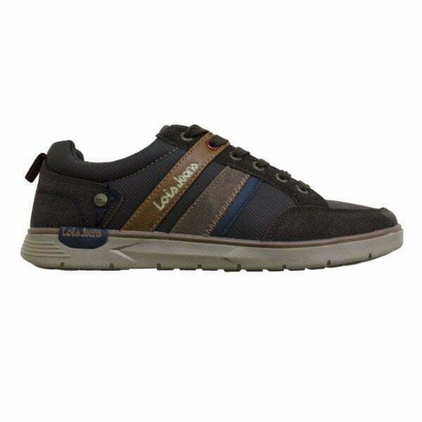 28170 – 84913 Lois Casual Shoes Mn Brown – 1