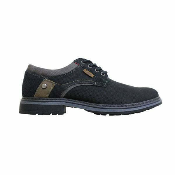 28173 – 84855 Lois Casual Shoes Mn Blk – 1