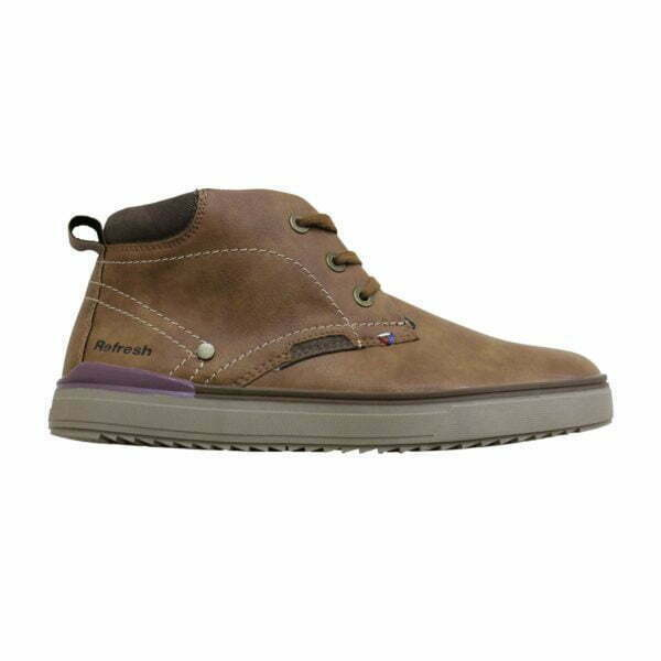 28178 – 69056 Refresh Boots Mn Camel – 1