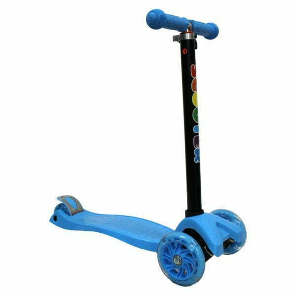 28214 – SG-043 #2707 Scooter Blue – 1
