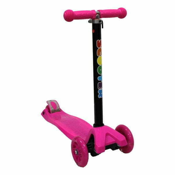 28214 – SG-043 #2707 Scooter Pink – 1
