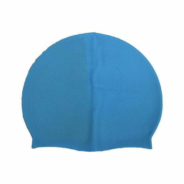 28228 – Swim Cap SG-015 Silicone – Light Blue
