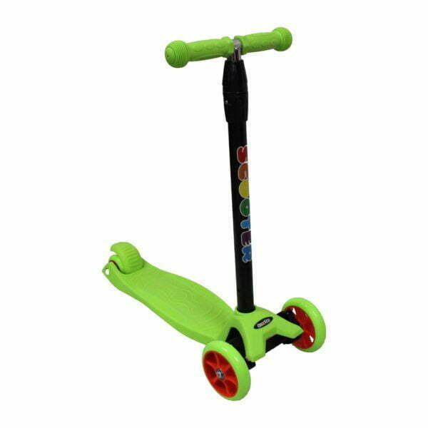 28710 – Scooter SG90 #WX-958 Green – 1