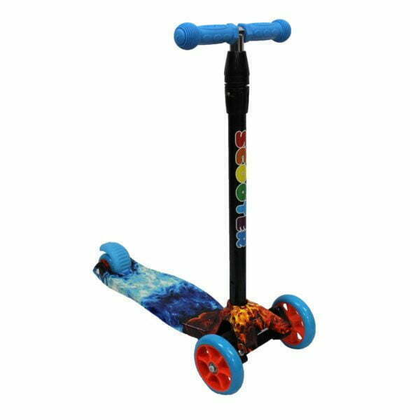 28711 – Scooter SG91 #WX-958-A Blue – 1