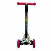 28711 – Scooter SG91 #WX-958-A Pink – 3