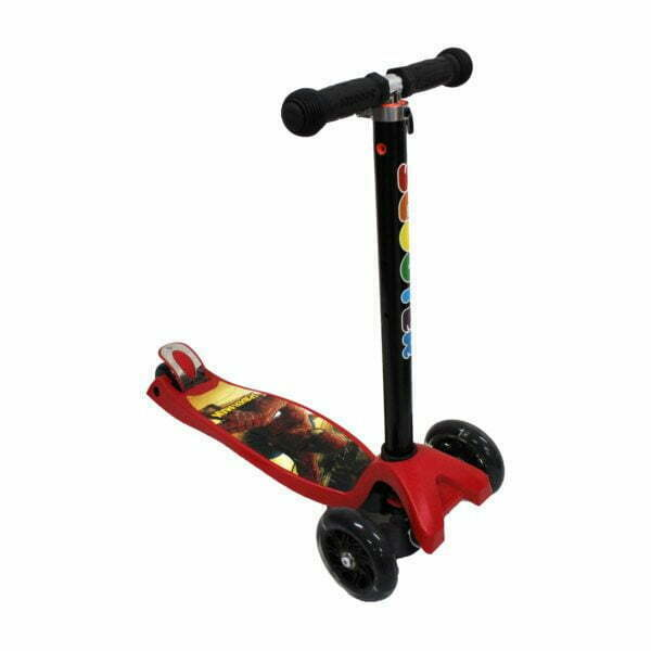 28712 – Scooter SG92 #WX-2706B Spiderman – 1