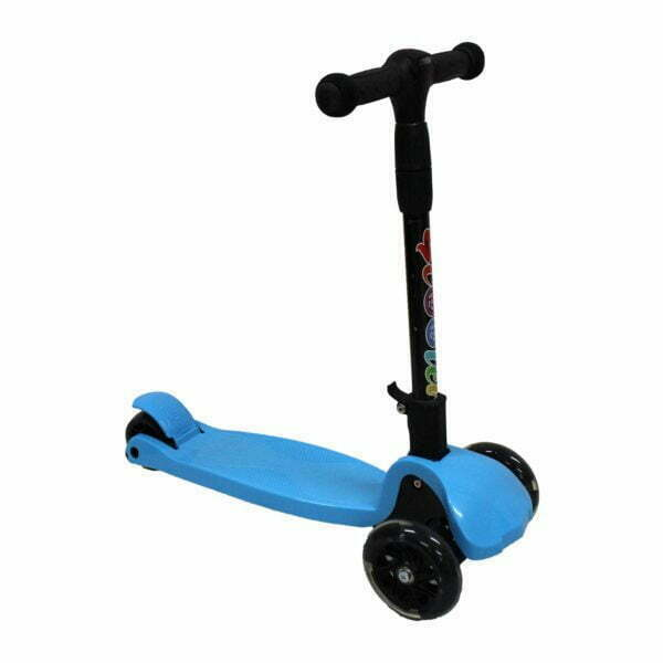 28715 – Scooter SG160 #1902 Blue – 1