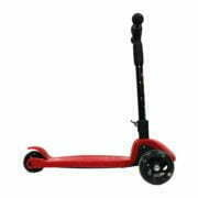 28715 – Scooter SG160 #1902 Red – 2