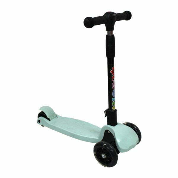 28715 – Scooter SG160 #1902 Teal – 1