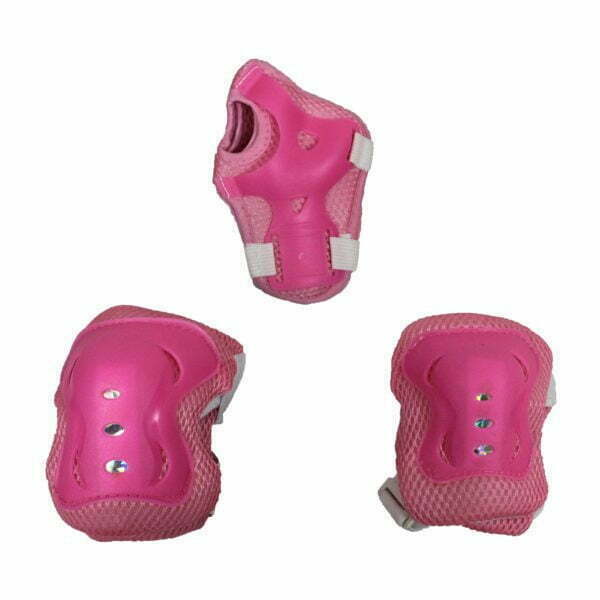 28717 – Knee.Elbow&Wrist P-Gear SG127 – Pink