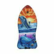 28722 – Surfboard SG108 #W37 36in – Dolphin Sunset