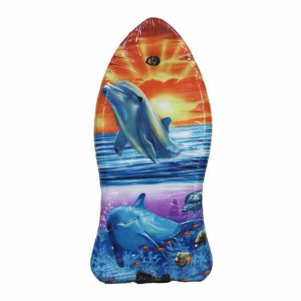 28723 – Surfboard SG109 #W41 41in – Dolphin Sunset