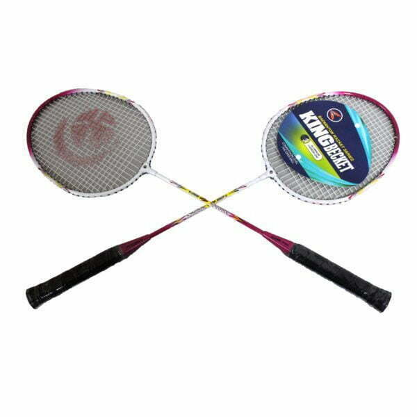 28728 – Badminton Racket SG102 281 2pk