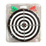 28736 – Dartboard with 6 Darts SG101 17 inch – 2