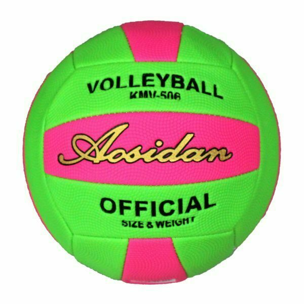28207 – VolleyBall SG-029 Size 5 – Green Pink