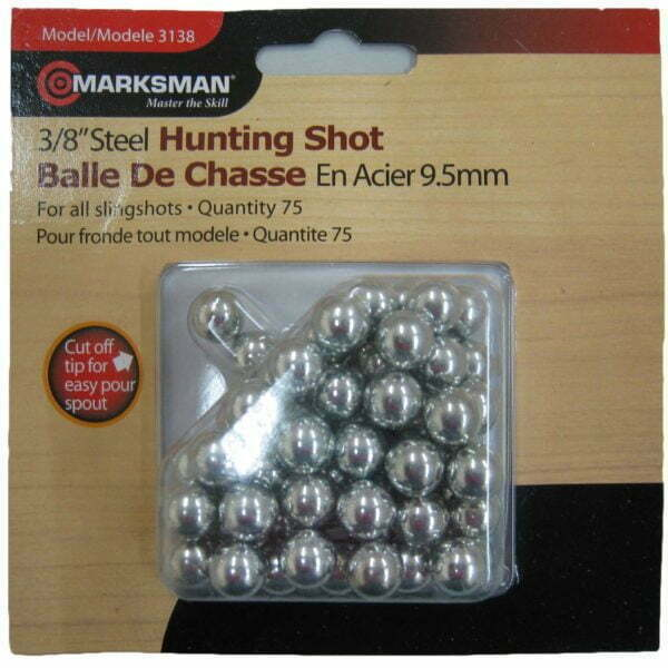3501030008 – ⅜ Shot Pack of 75