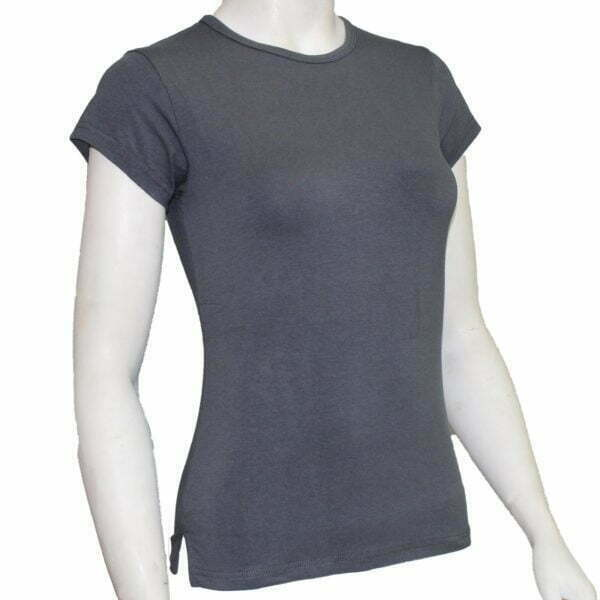 1970110343 – SG01103 Round Neck Tops – Charcoal